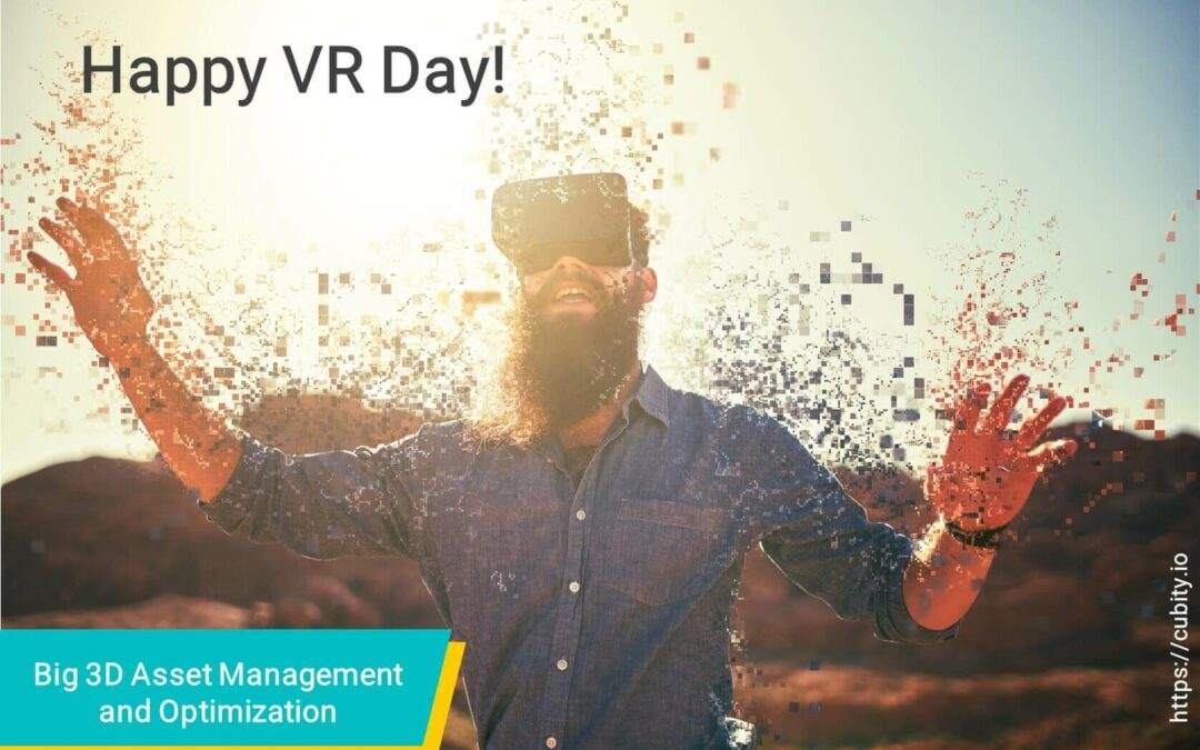 Global VR day and Meshmatic