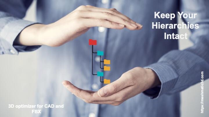 Detect broken hierarchies after FBX conversion
