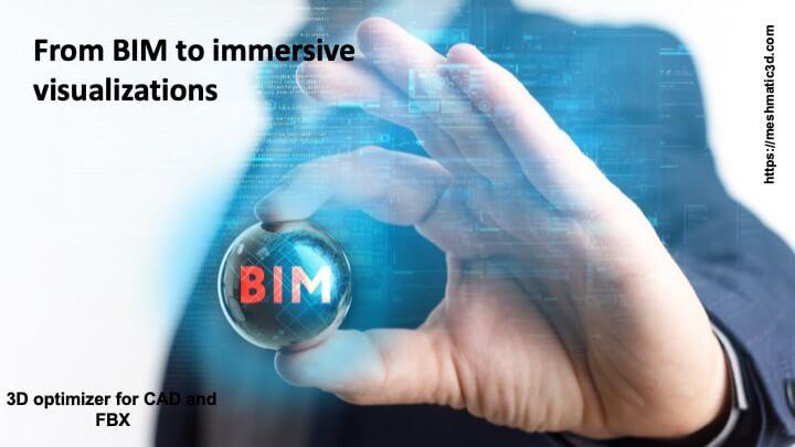 Preserve BIM and metadata with Meshmatic
