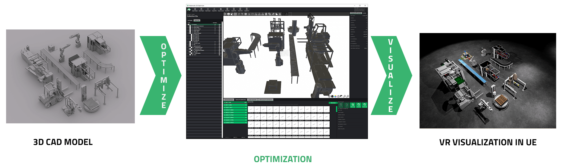 Optimize-CAD-for-VR-using-Meshmatic-pipeline