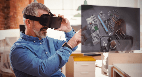 Remtech-VR-Assembly-line