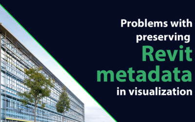 Problems with preserving Revit metadata in visualizations