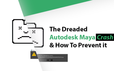 How to prevent Maya from crashing when working with CAD files
