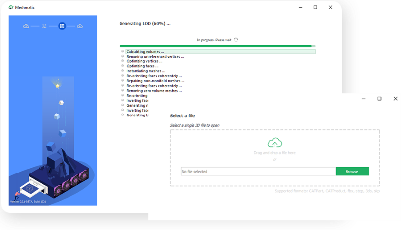 Meshmatic-CAD-optimization-UI
